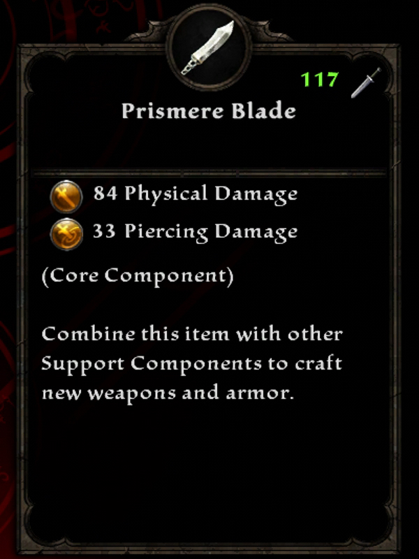 Prismere Blade