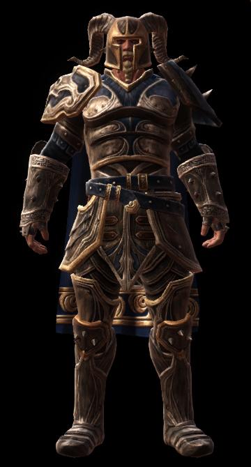 Warsworn Armor Set