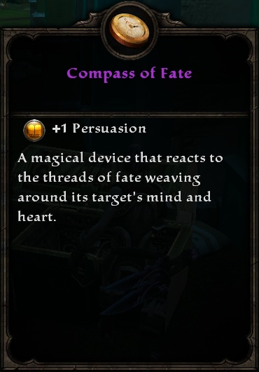Compass of Fate