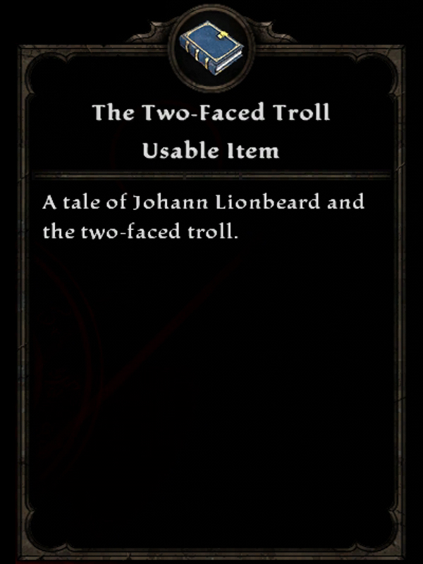 Book two faced trolls.jpg