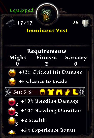 Imminent Vest