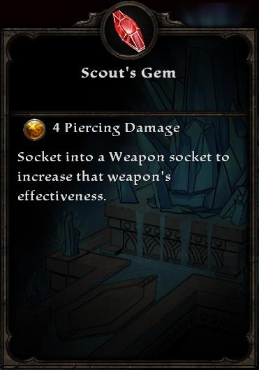 Scout's Gem