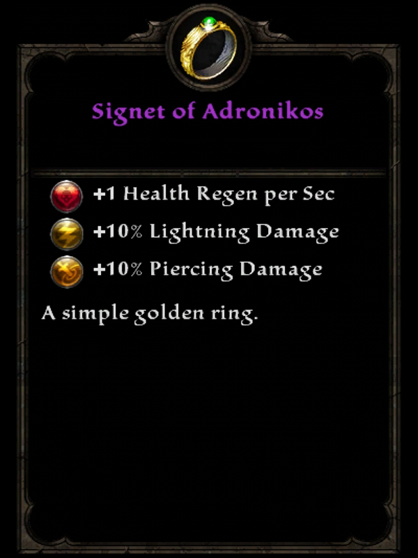 Signet of Andronikos