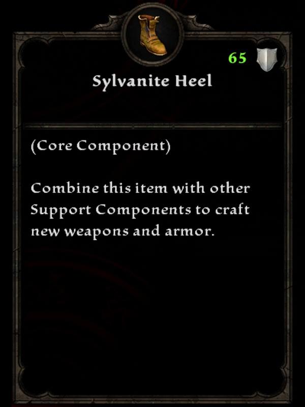 Sylvanite Heel