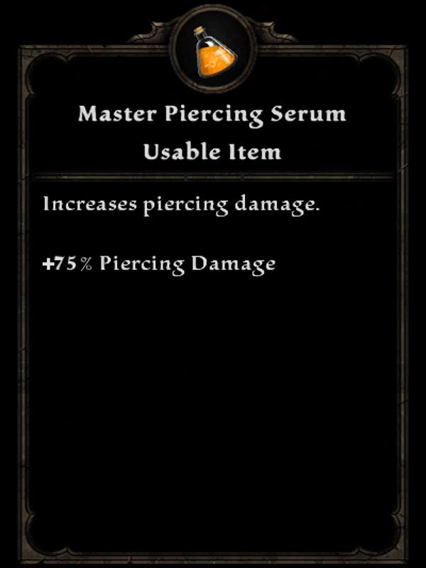 Master Piercing Serum