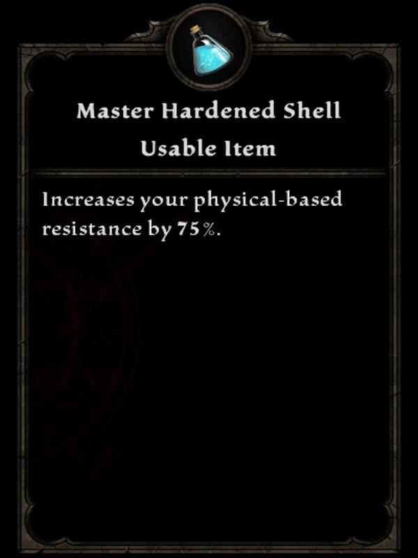Master Hardened Shell