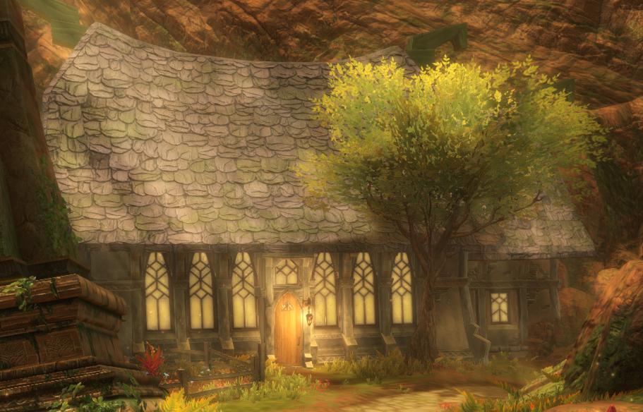 Arden's Hut