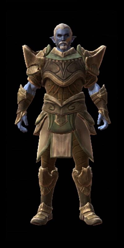 Skymason's Armor Set