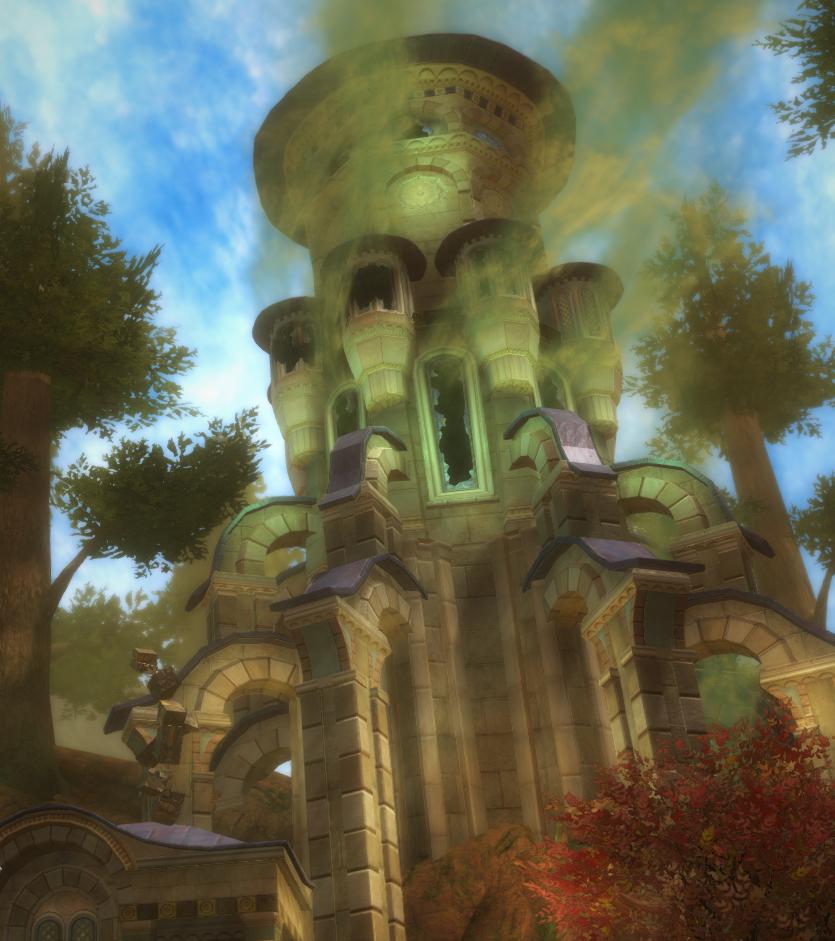 Allestar Tower