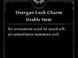 Dvergan Luck Charm