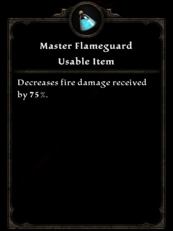 Master Flameguard