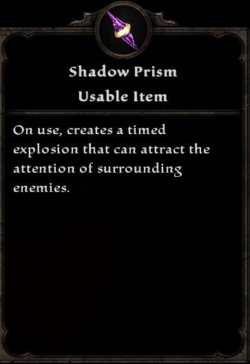 Shadow Prism