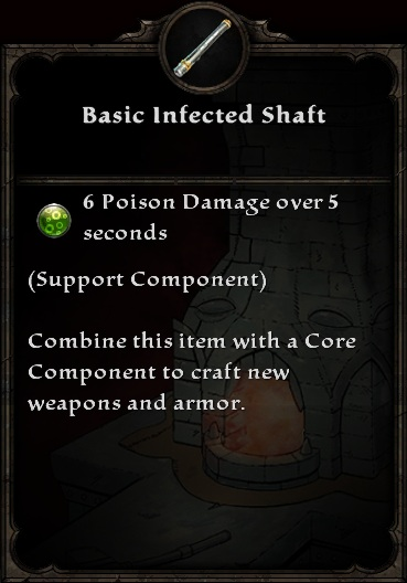 Basic Infected Shaft