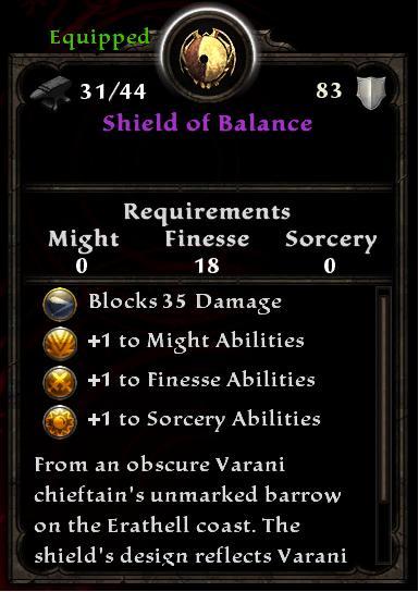 Shield of Balance