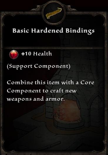 Basic Hardened Bindings