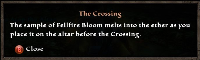 The Crossing Message.jpg
