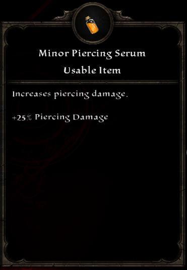 Minor Piercing Serum