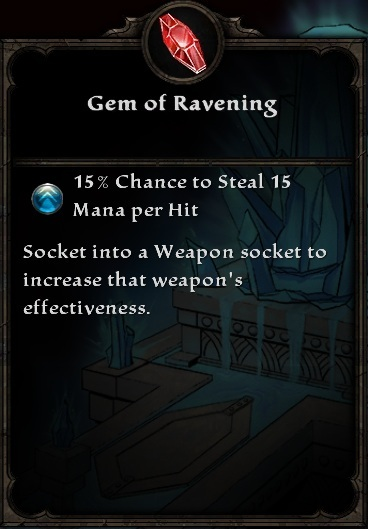 Gem of Ravening