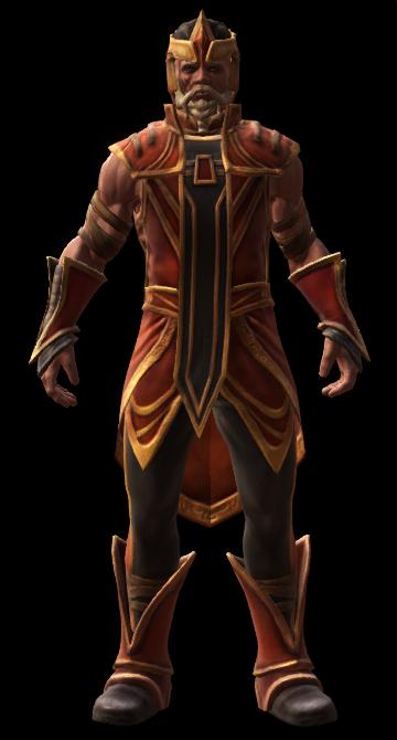 Vraekor's Armor Set