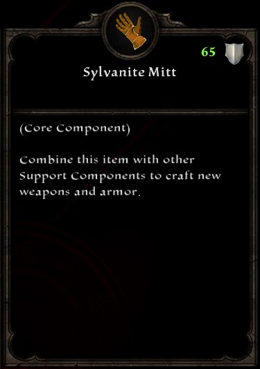 Sylvanite Mitt
