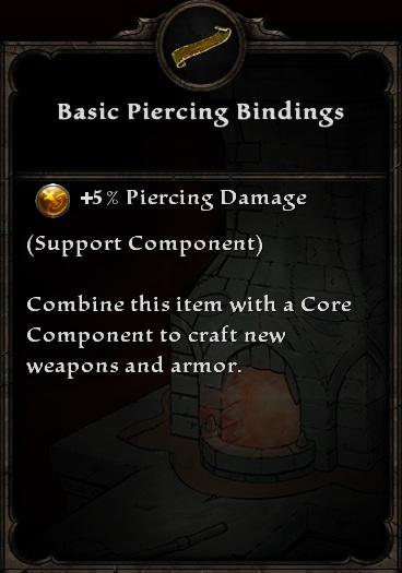 Basic Piercing Bindings