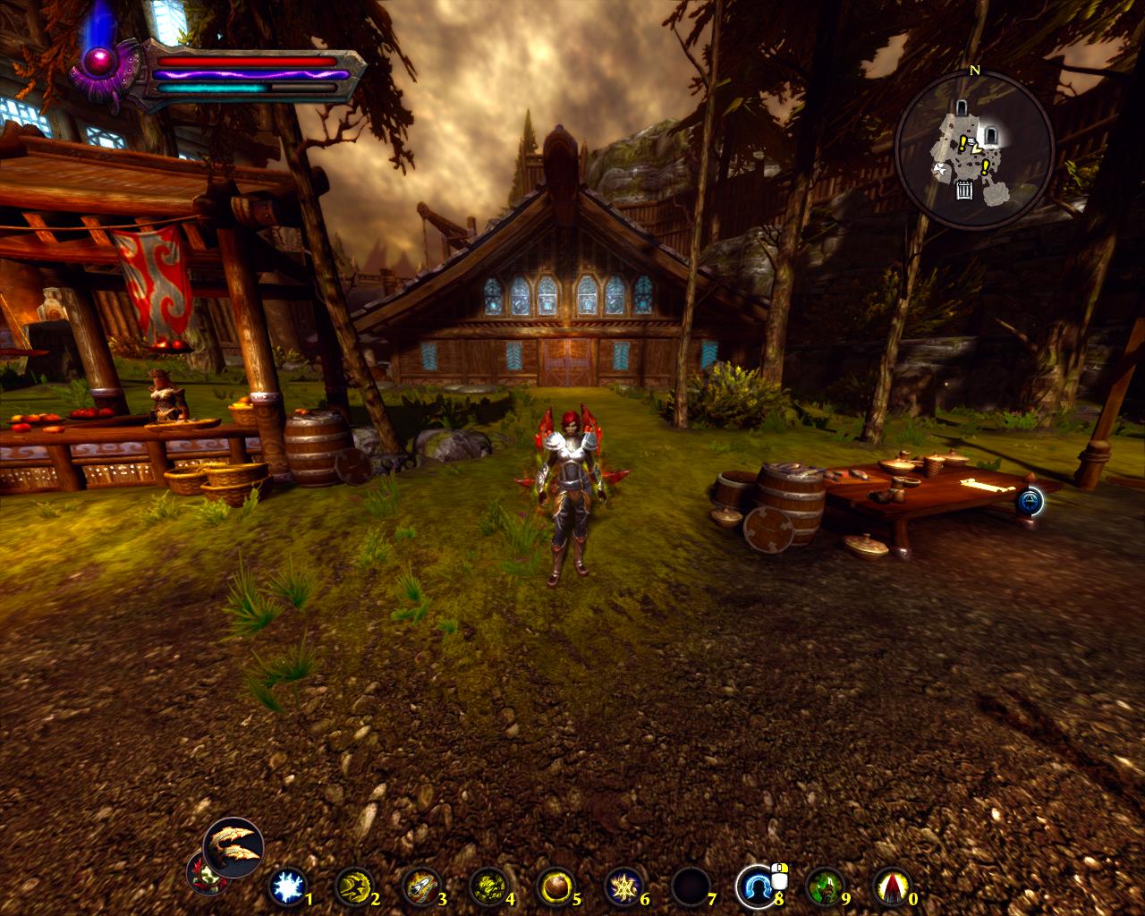 Gravehal Armory