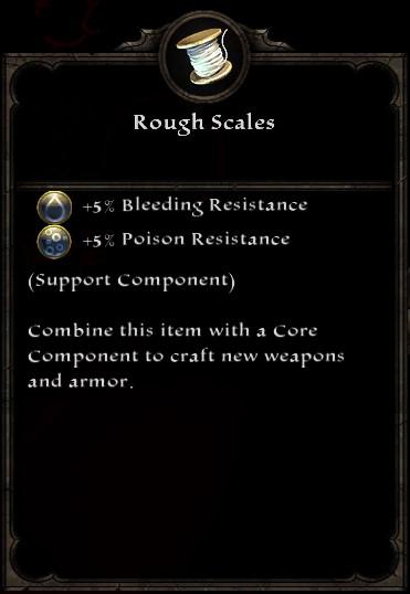 Rough Scales