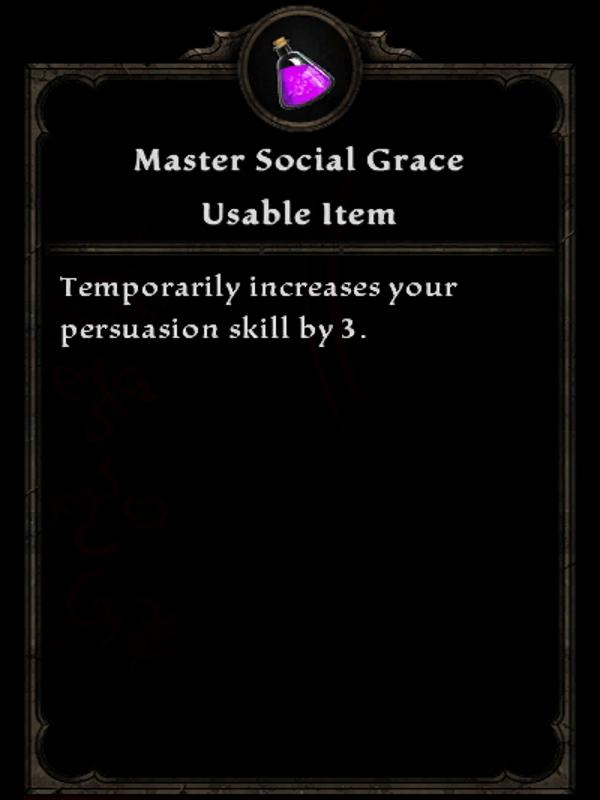 Master Social Grace