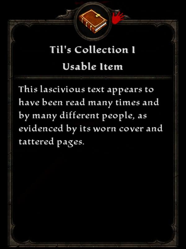 Til's Collection I