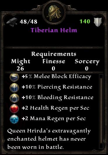Dvergan Ceremonial Helm