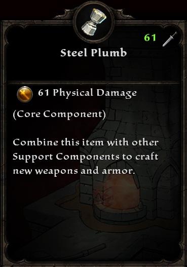 Steel Plumb