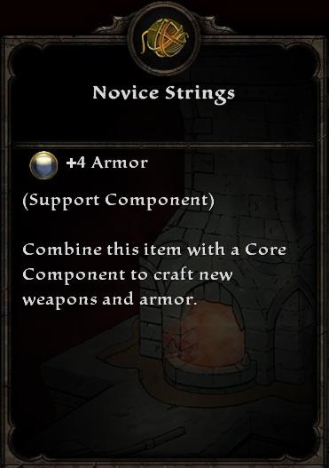 Novice Strings
