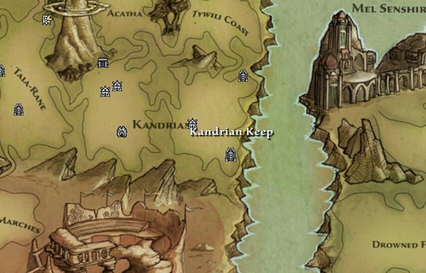 Kandrian Keep
