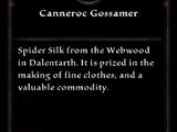 Canneroc Gossamer
