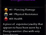 Dvergan Emerald
