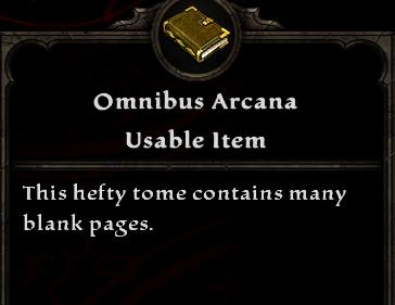 Omnibus Arcana