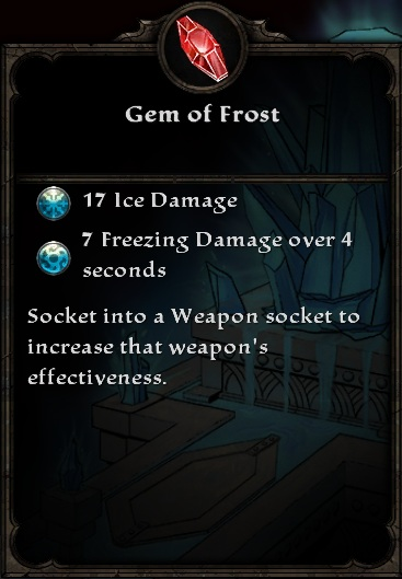 Gem of Frost
