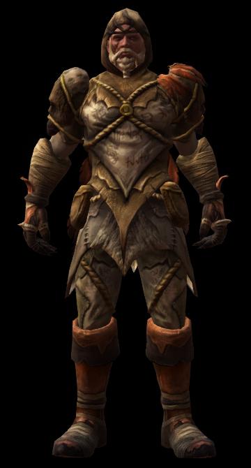 Elemental Cloak Armor Set