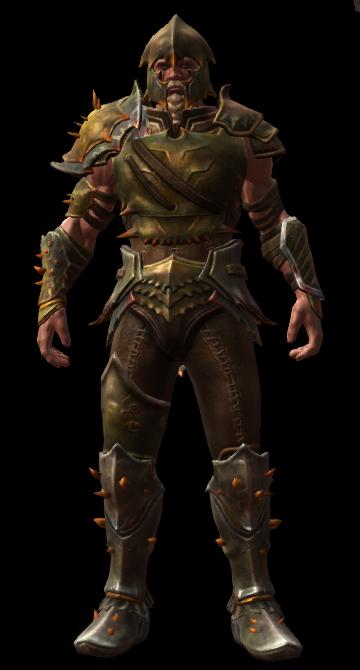 Castaway's Armor Set