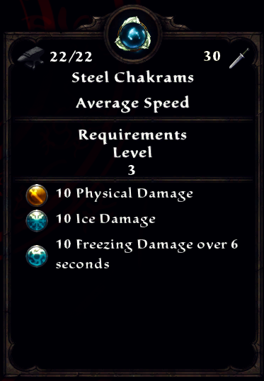 Frost Steel Chakrams Inventory.png