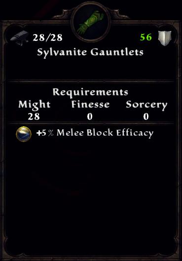 Sylvanite Gauntlets