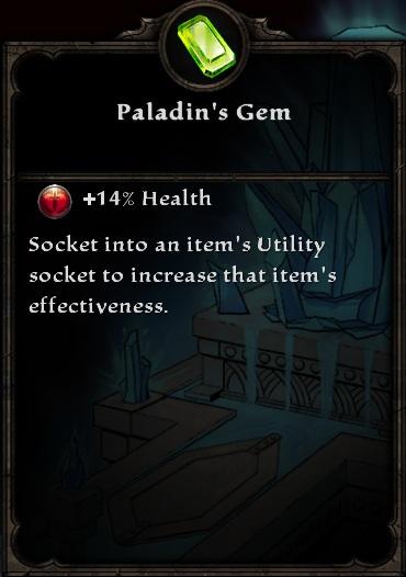 Paladin's Gem