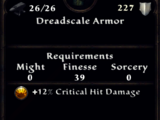 Dreadscale Armor