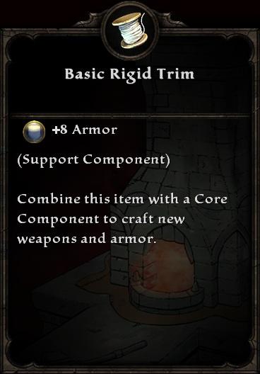 Basic Rigid Trim