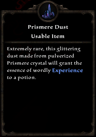 Prismere dust card.png