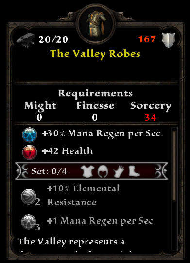 The Valley Robes