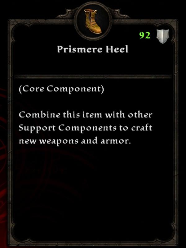 Prismere Heel