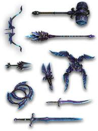 Fate-Touched Weapons Pack