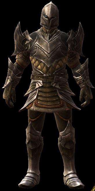 Gaea's Armor Set
