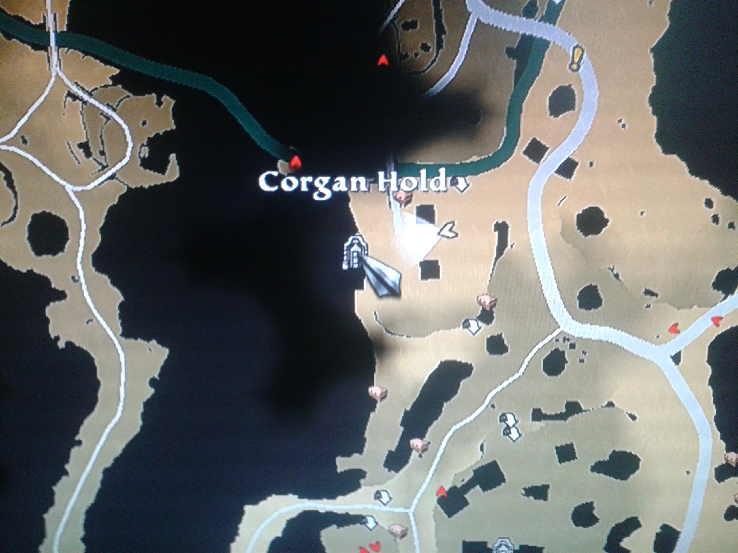 Corgan Hold